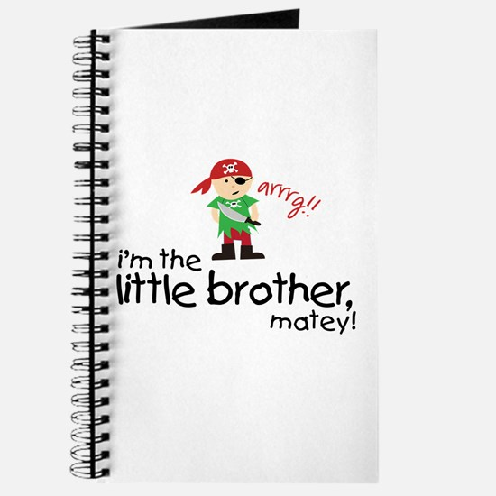 little brother shirt pirate Journal
