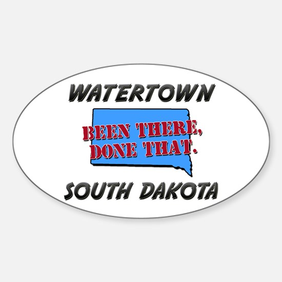 watertown south dakota - been there, done that Sti