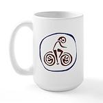 Pedal Clan Large Mug