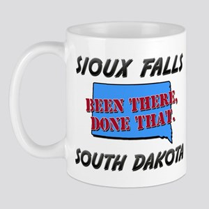 sioux falls south dakota - been there, done that M