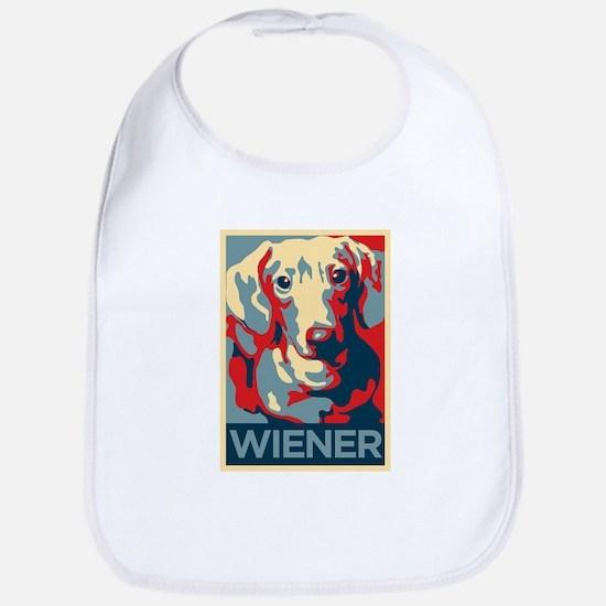 Vote Wiener! Bib