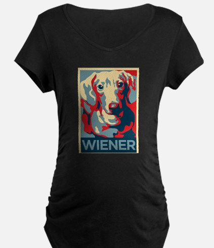 Vote Wiener! T-Shirt