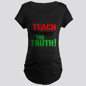 teachyouth Maternity T-Shirt