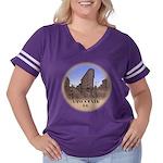 Vancouver Souvenir T-Shirts Gifts Women's Plus Siz