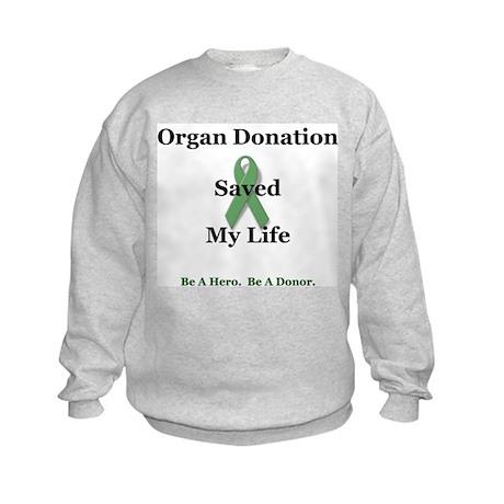 My Transplant Kids Sweatshirt