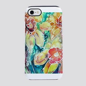 Daffodils! Spring flower art! iPhone 7 Tough Case
