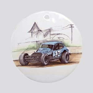 Reading Fairgrounds 1976 17 Jr Ornament (Round)
