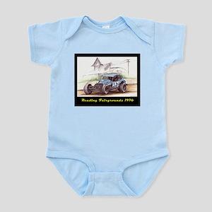 Reading Fairgrounds 1976 17 Jr Infant Creeper