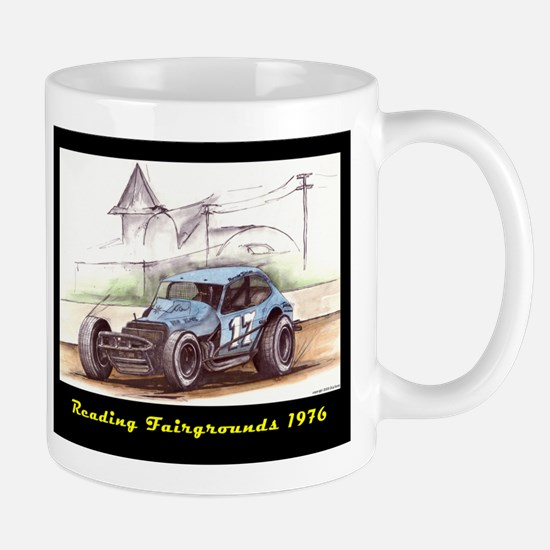 Reading Fairgrounds 1976 17 Jr Mug