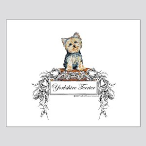 Yorkshire Terrier Small Dog Small Poster