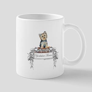 Yorkshire Terrier Small Dog Mug