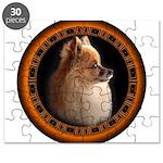 Pomeranian Dog Puzzle
