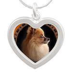 Pomeranian Dog Necklaces