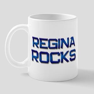 regina rocks Mug