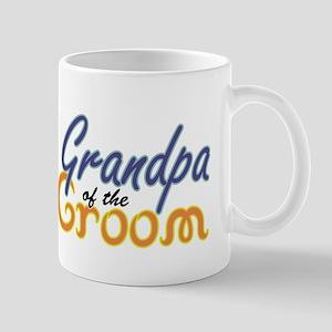 Grandpa of the Groom Mug