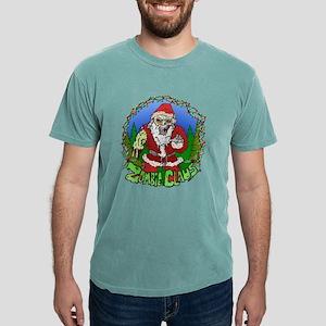 Zombie Claus Mens Comfort Colors® Shirt