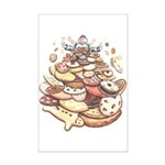 Cookie Mountain Poster Print