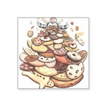 Cookie Mountain Sticker