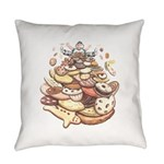 Cookie Mountain Everyday Pillow