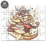 Cookie Mountain Puzzle