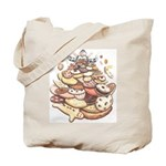 Cookie Mountain Tote Bag