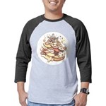 Cookie Mountain Mens Baseball Tee