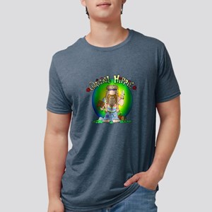 The Original Hippie Mens Tri-blend T-Shirt