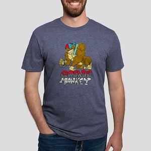 Grease monkey Pride Mens Tri-blend T-Shirt