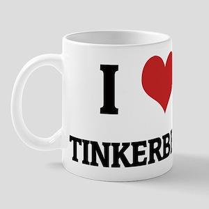 I Love Tinkerbell Mug