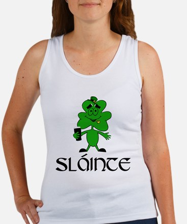 Slainte Irish Women's Tank Top