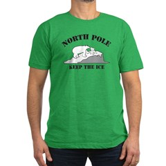 Earth Day : Save the North Pole T