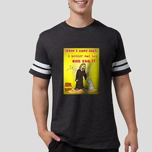 jesusnoegg Mens Football Shirt