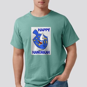 HAPPY HANUKKAH Mens Comfort Colors® Shirt