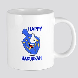 HAPPY HANUKKAH 20 oz Ceramic Mega Mug