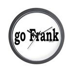 go Frank Wall Clock