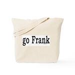 go Frank Tote Bag
