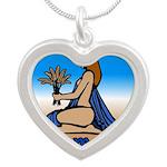 Virgo Zodiac Astrological Art Necklaces