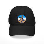 Virgo Zodiac Astrological Art Baseball Hat