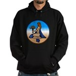Virgo Zodiac Astrological Art Sweatshirt