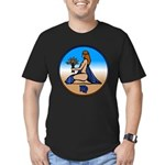 Virgo Zodiac Astrological Art T-Shirt