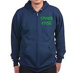 Space Case Zip Hoodie