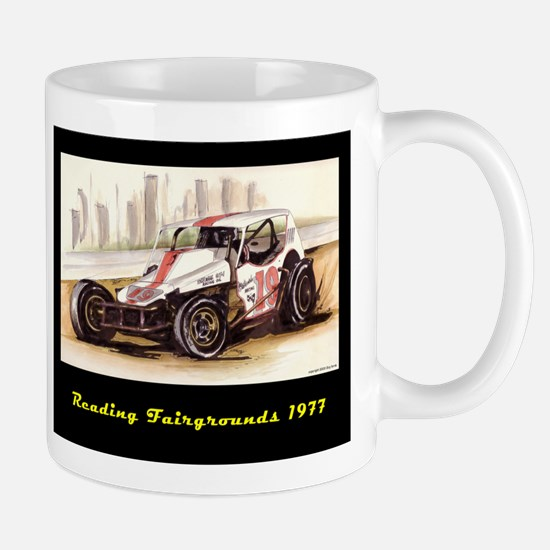 Reading Fairgrounds 1977 #19  Mug
