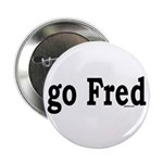 """go Fred 2.25"""" Button (100 pack)"""