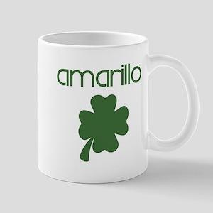 Amarillo shamrock Mug