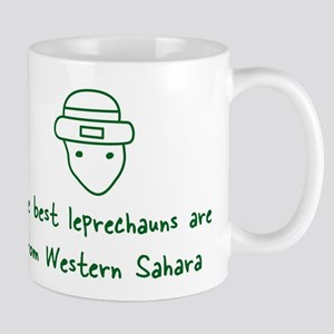 Western Sahara leprechauns Mug