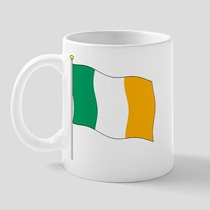 Ireland Flagpole Mug