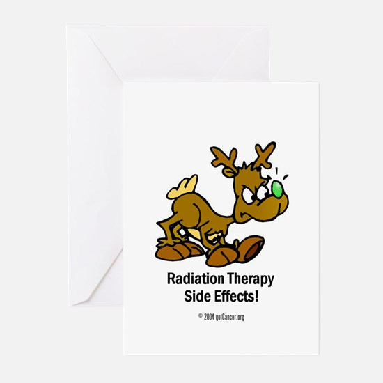 Radiation Therapy Side Effects Greeting Cards (6)
