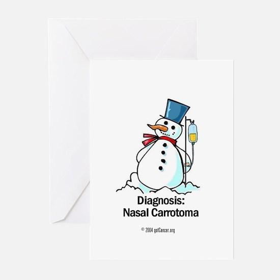 Nasal Carrotoma Greeting Cards (Pk of 10)