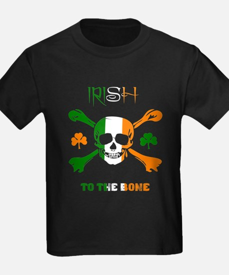 Irish to the bone T