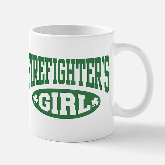 Irish Firefighter's Girl Mug